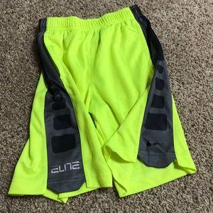Nike Elite Shorts Boys 7